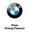 BMW - Sheer Driving Pleasure