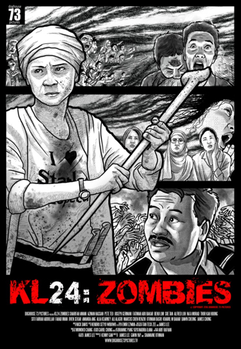 KL24: Zombies - Poster