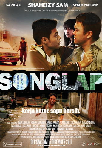 Songlap - Poster